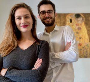 Vincent BOIGE & Sarah PRETERRE